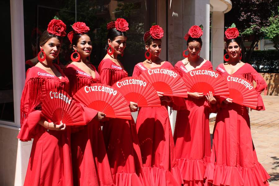 Cruzcampo: Feria de Sevilla